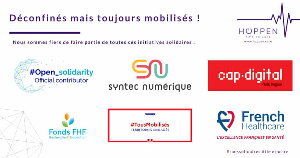 Initiatives solidaires COVID19