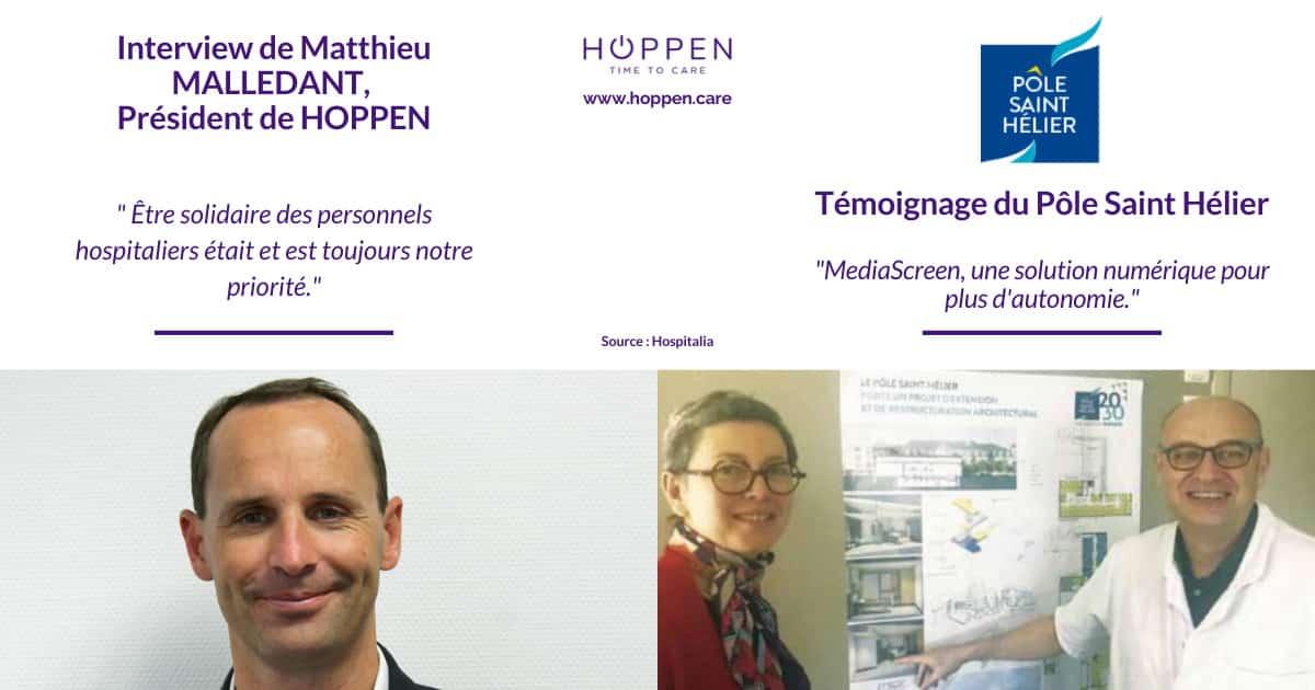 Article Hospitalia - HOPPEN
