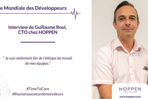 Itw Guillaume HOPPEN développeurs