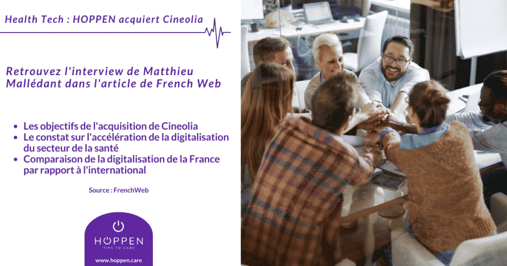 HOPPEN acquiert Cineolia French Web