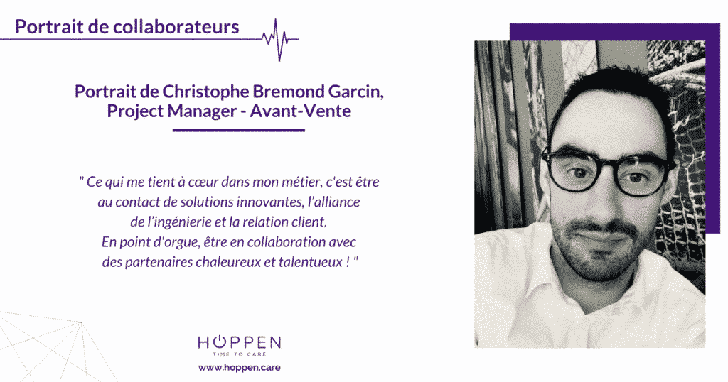portrait collaborateur Christophe HOPPEN