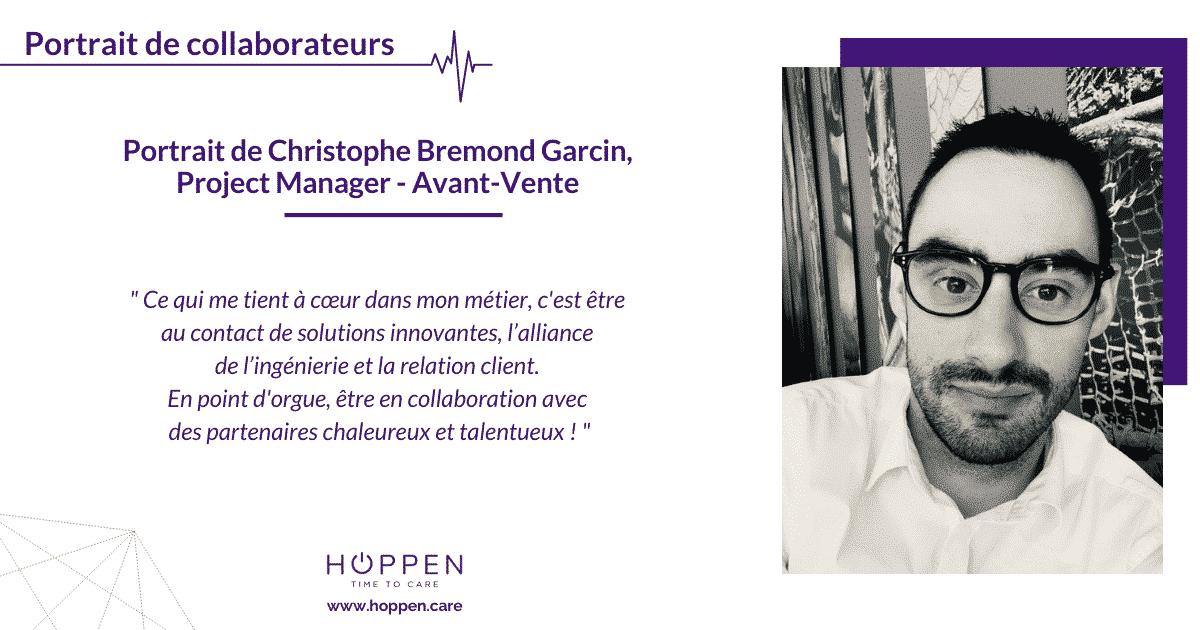 portrait collaborateur Christophe HOPPEN