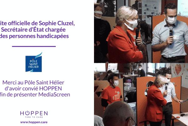 MediaScreen Sophie Cluzel Pole Saint Hélier
