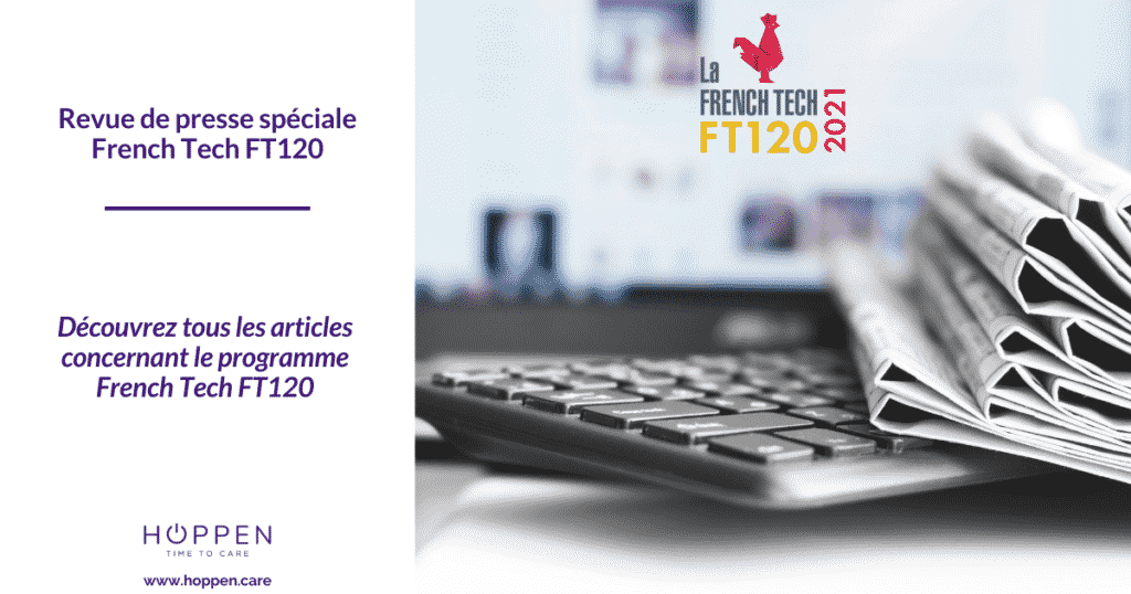 Revue de presse French Tech FT120 HOPPEN