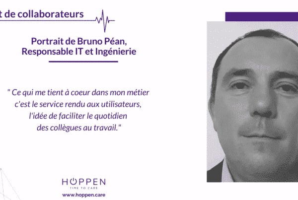 portrait collaborateurs Bruno
