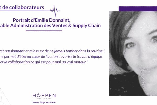 portrait collaborateur Emilie HOPPEN