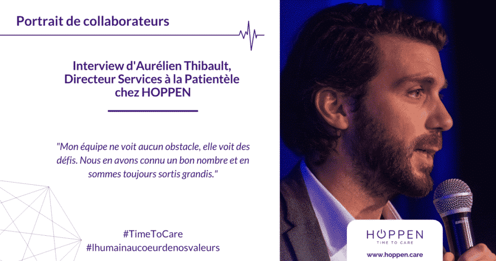 Interview Aurélien HOPPEN