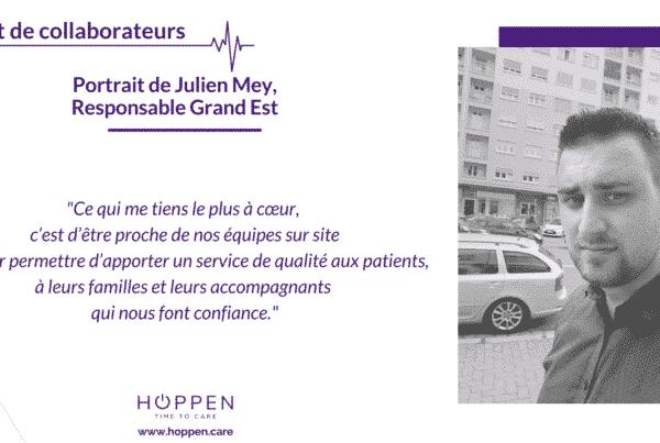 portrait collaborateur Julien HOPPEN
