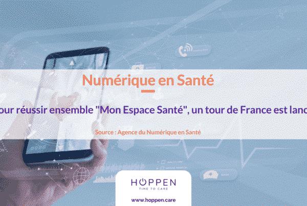 tour de France Mon Espace santé